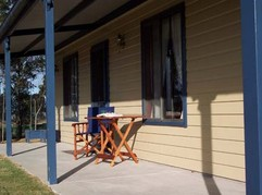 Belmadar Rose Cottage - Accommodation Sunshine Coast