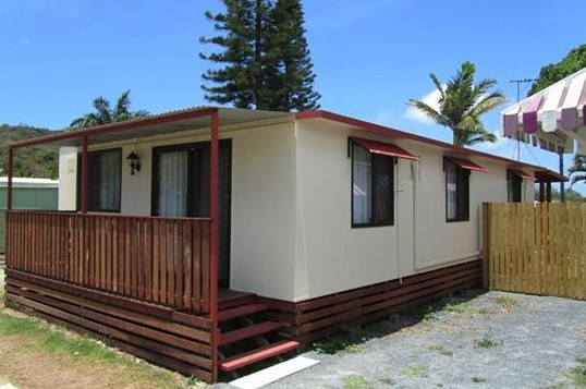 BIG4 Capricorn Palms Holiday Village - Accommodation Sunshine Coast