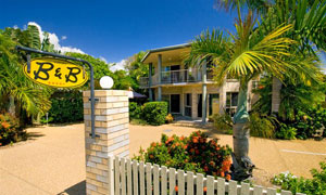 While Away Bed and Breakfast - Accommodation Sunshine Coast