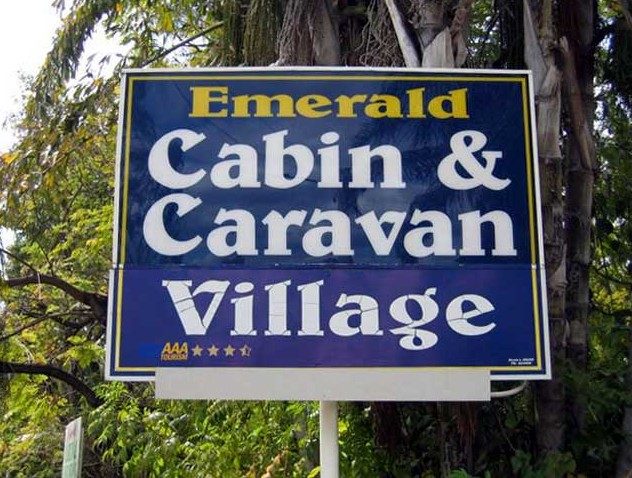 Emerald Cabin and Caravan Village