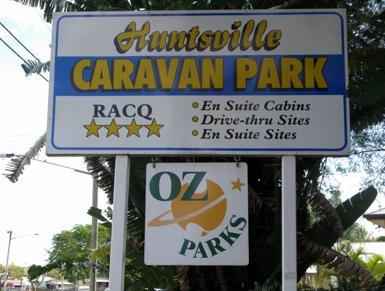 Huntsville Caravan Park - Accommodation Sunshine Coast