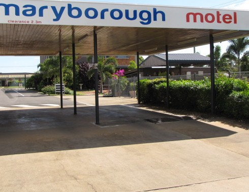 Maryborough Motel and Conference Centre - Accommodation Sunshine Coast