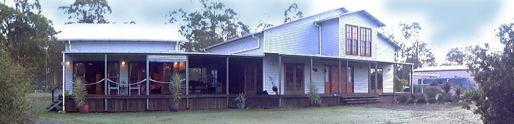 Tin Peaks Bed and Breakfast - Accommodation Sunshine Coast