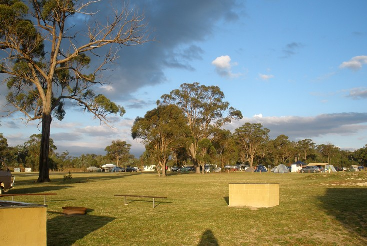 Sommerville Valley Tourist Park - Accommodation Sunshine Coast