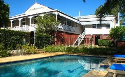 Wiss House Bed and Breakfast - Accommodation Sunshine Coast