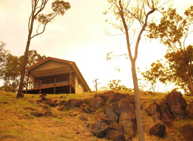 ecoRidge Hideaway - Accommodation Sunshine Coast