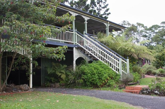 The Cottage at The Sanctuary Bed and Breakfast - Accommodation Sunshine Coast