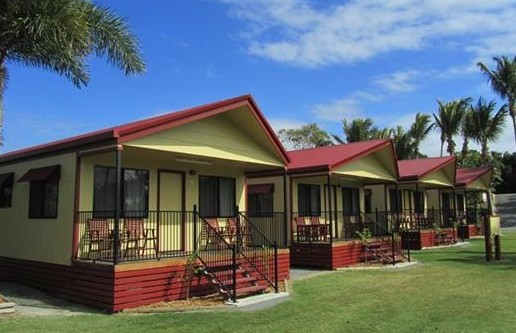 Big 4 Capricorn Palms Holiday Village - Accommodation Sunshine Coast