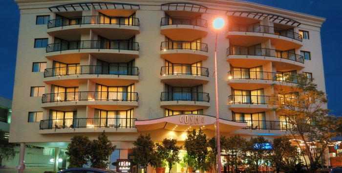 Central Cosmo Apartments - Accommodation Sunshine Coast
