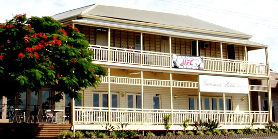 Gracemere Hotel - Accommodation Sunshine Coast