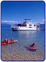 Hinchinbrook Rent A Yacht And House Boat - Accommodation Sunshine Coast