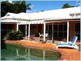Tropical Escape Bed  Breakfast - Accommodation Sunshine Coast