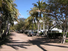 Alva Beach Tourist Park - Accommodation Sunshine Coast