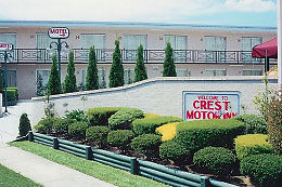 Crest Motor Inn - Accommodation Sunshine Coast
