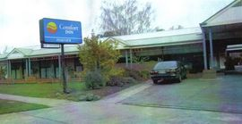 Comfort Inn Parkview - Accommodation Sunshine Coast