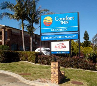 Comfort Inn Glenfield - Accommodation Sunshine Coast