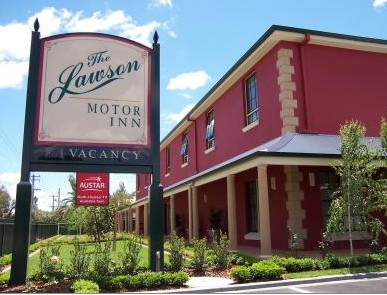 The Lawson Motor Inn - Accommodation Sunshine Coast