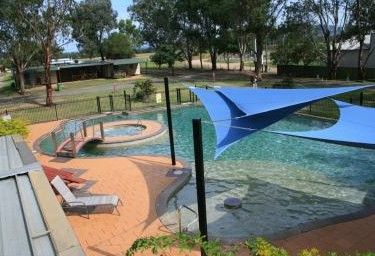 Valley Vineyard Tourist Park - Accommodation Sunshine Coast