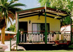 Swan Hill Riverside Caravan Park - Accommodation Sunshine Coast