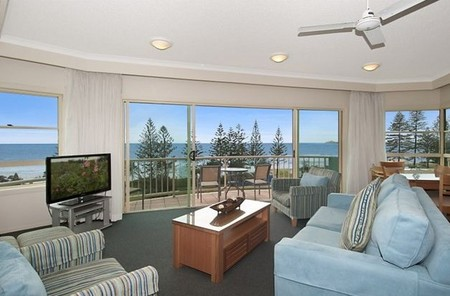 Alex Seaside Resort - Accommodation Sunshine Coast