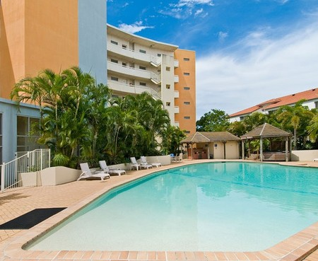 Rays Resort Apartments - Accommodation Sunshine Coast