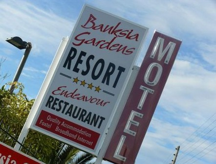 Banksia Gardens Resort Motel - Accommodation Sunshine Coast