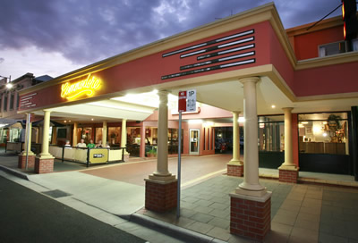 The Commodore Motor Inn - Accommodation Sunshine Coast