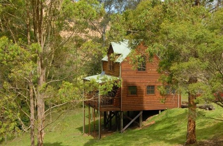 Hookes Creek Forest Retreat - Accommodation Sunshine Coast