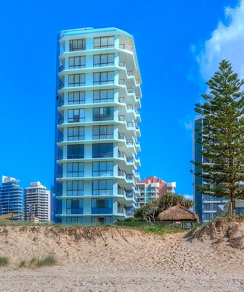 Hibiscus On The Beach - Accommodation Sunshine Coast