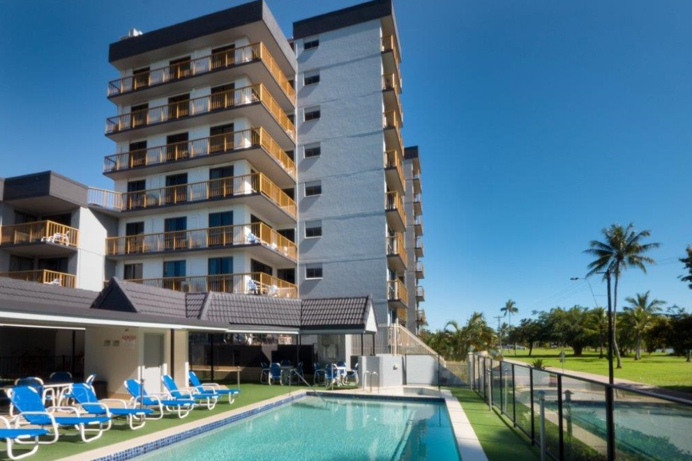 Coral Towers Holiday Apartments - Accommodation Sunshine Coast