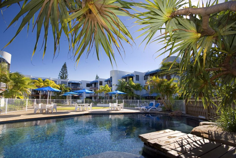 Headland Tropicana - Accommodation Sunshine Coast