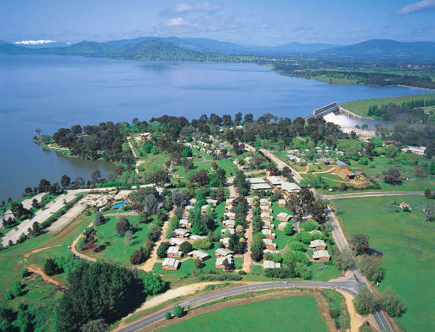 Lake Hume Resort - Accommodation Sunshine Coast