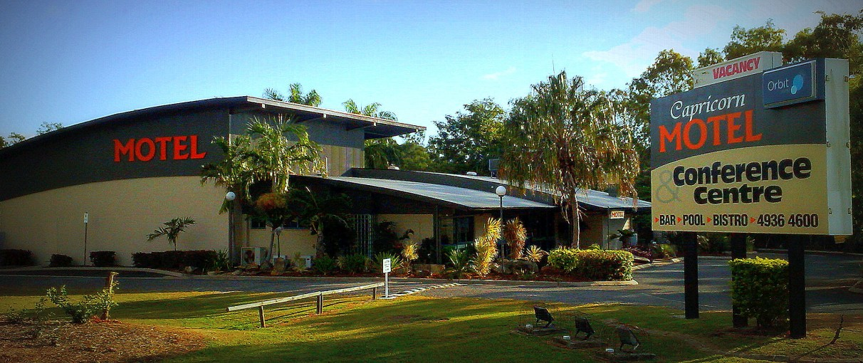 Capricorn Motel  Conference Centre - Accommodation Sunshine Coast