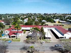 Central Park Motel - Accommodation Sunshine Coast