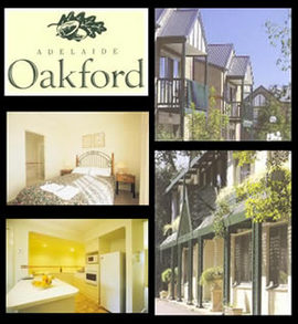 Adelaide Oakford Apartments - Accommodation Sunshine Coast