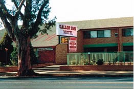 Gallop Motel - Accommodation Sunshine Coast