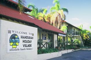 Mandurah Holiday Village - Accommodation Sunshine Coast
