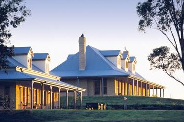 Berenbell Vineyard Retreat - Accommodation Sunshine Coast