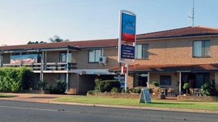 Outback Motor Inn Nyngan - Accommodation Sunshine Coast