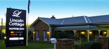 Lincoln Cottage Motor Inn - Accommodation Sunshine Coast