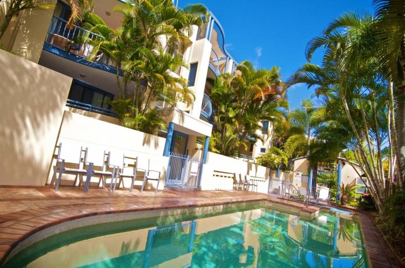 Portobello Resort Apartments - Accommodation Sunshine Coast