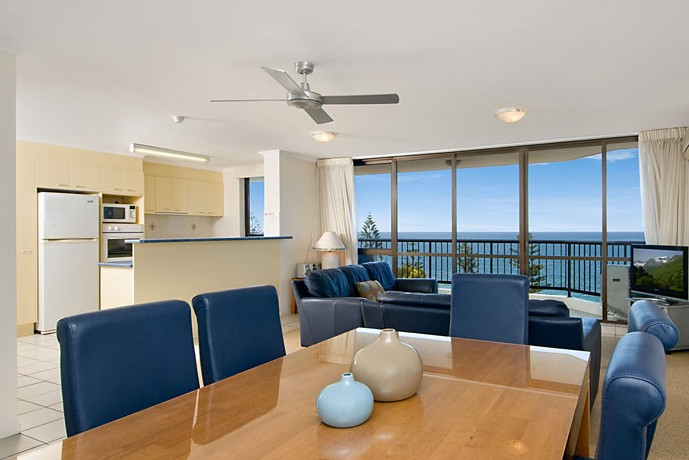 Seaview Resort - Accommodation Sunshine Coast