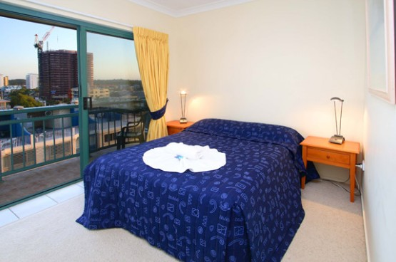 Sunshine Towers Apartments - Accommodation Sunshine Coast