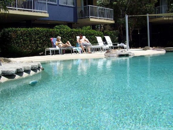 Seacove Coolum Resort - Accommodation Sunshine Coast