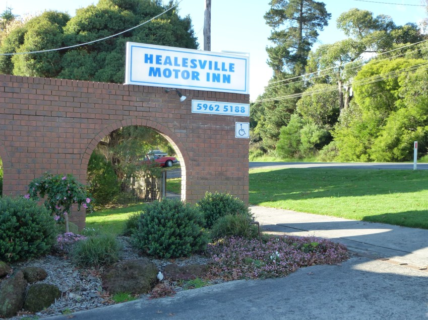 Healesville Motor Inn - Accommodation Sunshine Coast