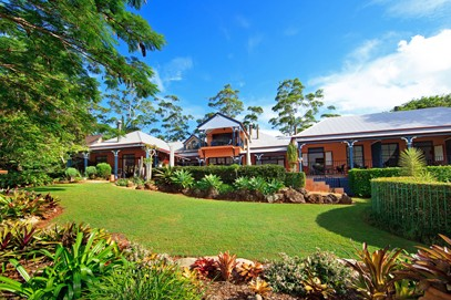 Montville Provencal Boutique Hotel - Accommodation Sunshine Coast