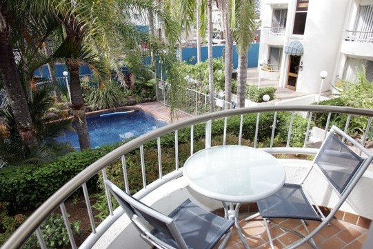 St Marie Apartments - Accommodation Sunshine Coast