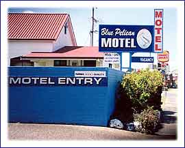 Blue Pelican Motor Inn - Accommodation Sunshine Coast