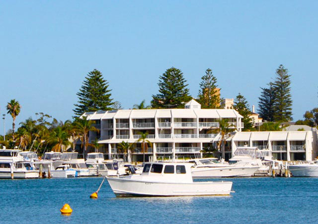 Pier 21 Apartment Hotel Fremantle - Accommodation Sunshine Coast