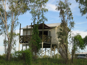 Fitzroy River Lodge - Accommodation Sunshine Coast